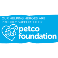 Petco Foundation Site Badge - Helping Heroes