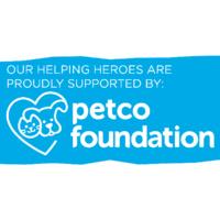 Petco Foundation Site Badge - Helping Heroes